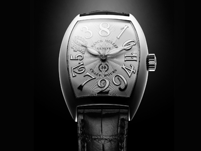 CRAZY HOURS 10th ANNIVERSARY EDITION de Franck Muller