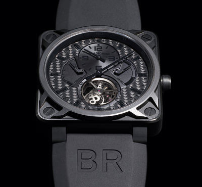 BR 01 TOURBILLON PHANTOM por Bell & Ross