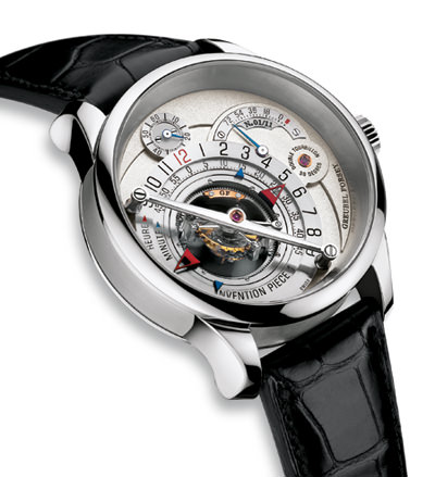 INVENTION PIECE 1 por Greubel Forsey