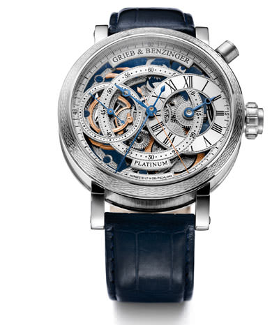 Grieb & Benzinger – The Blue Sensation
