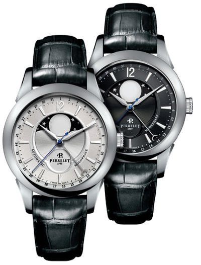Perrelet Big Central Moonphase