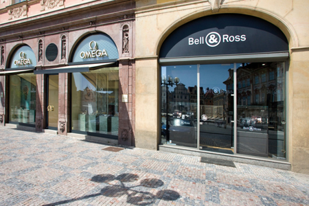 La nueva boutique Bell&Ross en Prague
