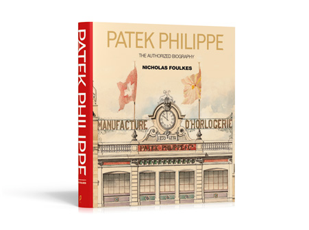 Nicholas Foulkes es el autor de la recientemente publicada Patek Philippe, The Authorized Biography.
