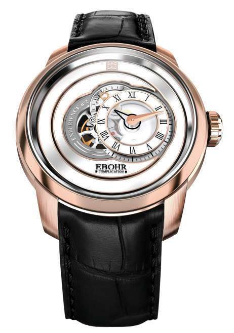 Ebohr Complication Experience N°2 Automatic Watch
