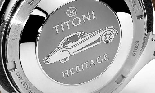 Titoni Heritage Watch