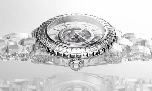 Chanel J12 X-Ray Iconic transparency