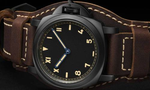 Presentando el Panerai Luminor California 8 Days DLC