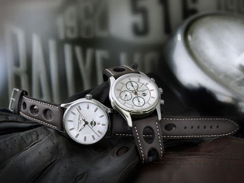 VINTAGE RALLY «HEALEY» COLLECTION de Frédérique Constant