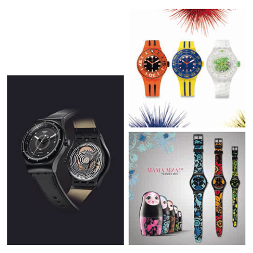 Swatch Group: Informe Anual 2013
