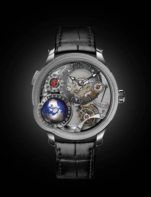 GMT Earth de Greubel Forsey