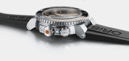 Oris Carlos Coste Limited Edition IV, vista lateral