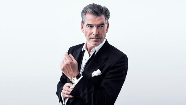 Pierce Brosnan, embajador de Speake-Marin