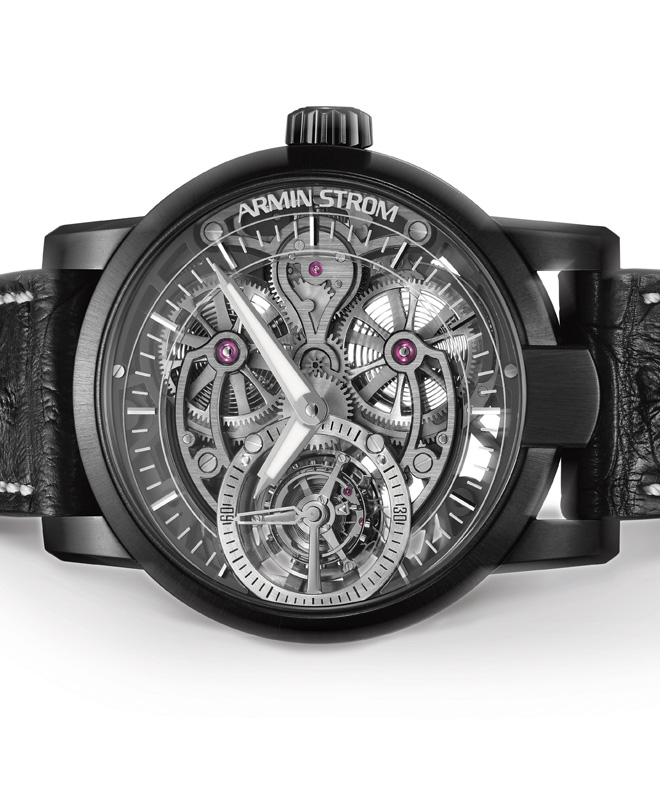 Tourbillon Skeleton Earth de Armin Strom