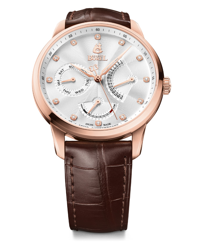 Jules Borel Collection 160th Anniversary de Ernest Borel
