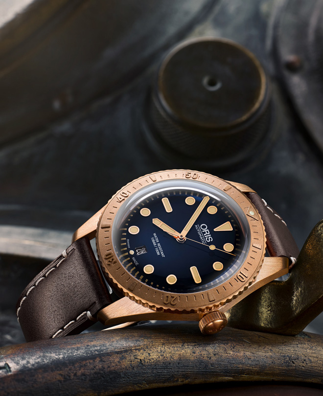 Carl Brashear Limited Edition de Oris
