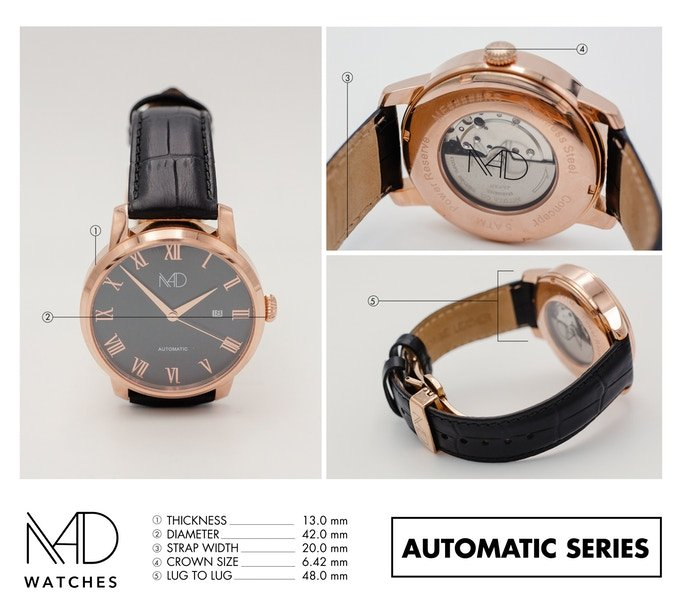 Mad Watches se lanza en Kickstarter