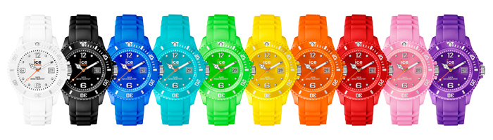 La gama Ice-Forever de Ice-Watch