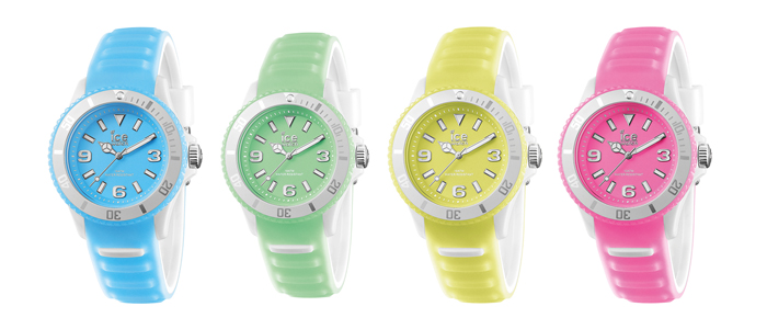 Ice-Glow Collection de Ice-Watch