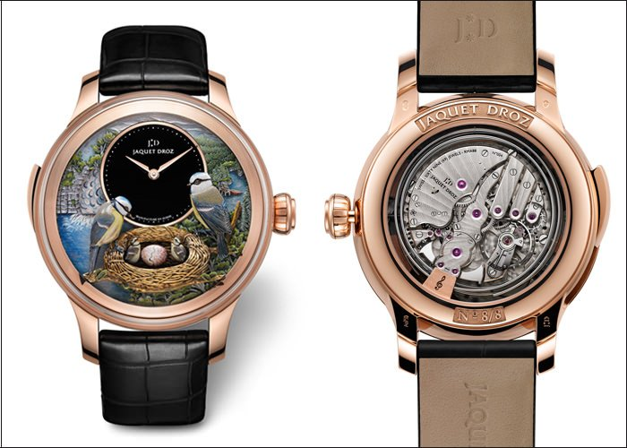 The Bird Repeater de Jaquet Droz