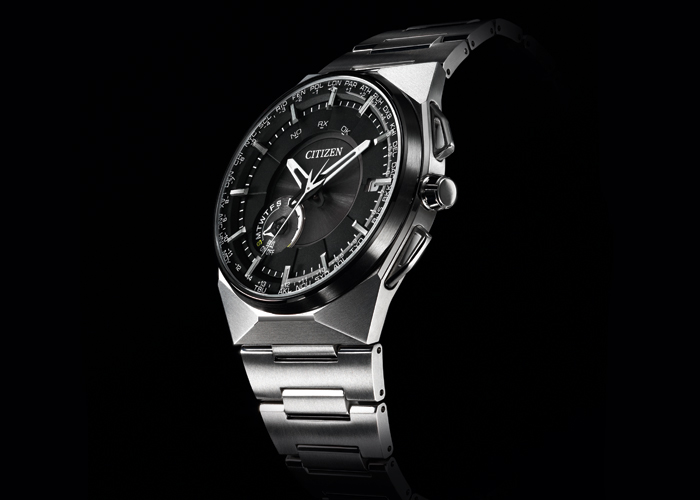 Eco-Drive Satellite Wave F100 de Citizen