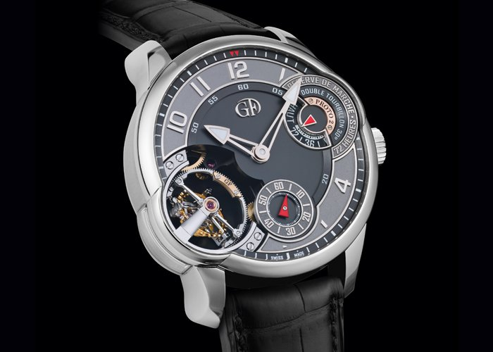 GREUBEL FORSEY DOUBLE TOURBILLON ASYMETRIQUE