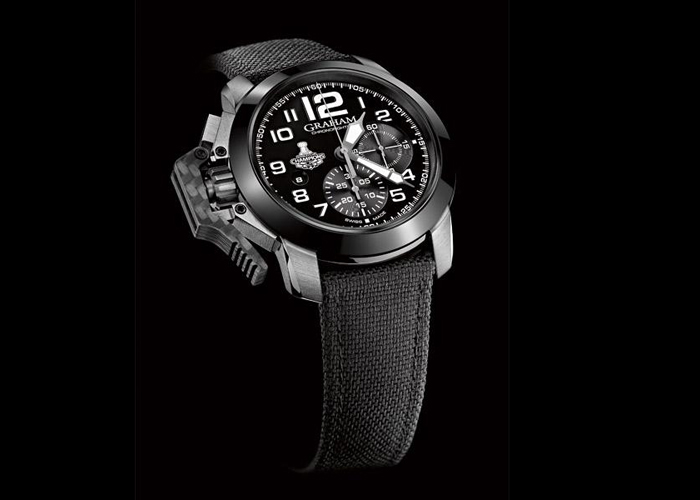 Chronofighter Oversize LA Kings® de Graham