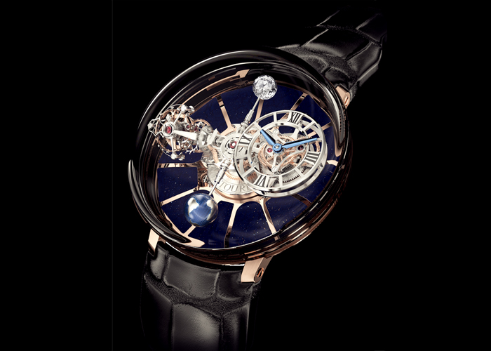 El Astronomia Tourbillon de Jacob & Co.