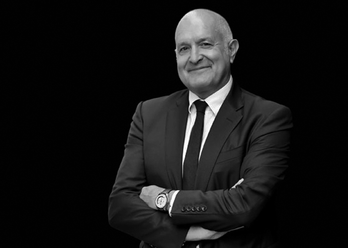 Michele Sofisti, CEO de Gucci Watches and Jewellery