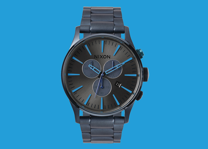 El Sentry Chrono LTD de Nixon
