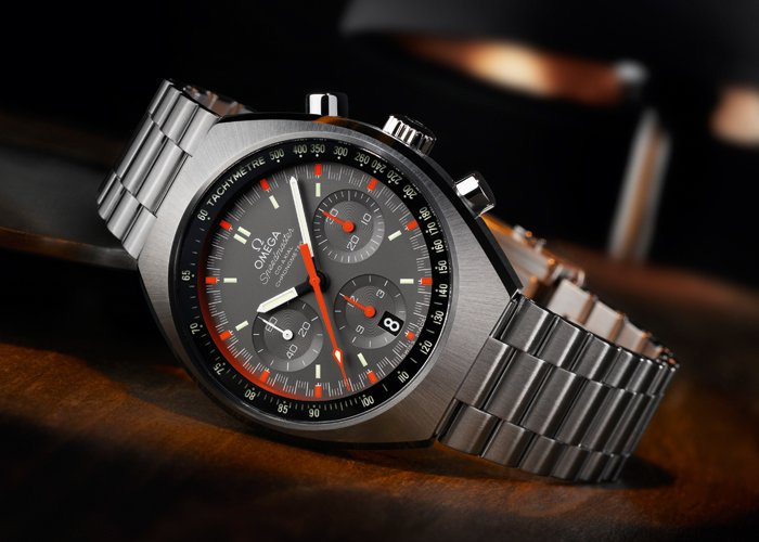Speedmaster Mark II de Omega