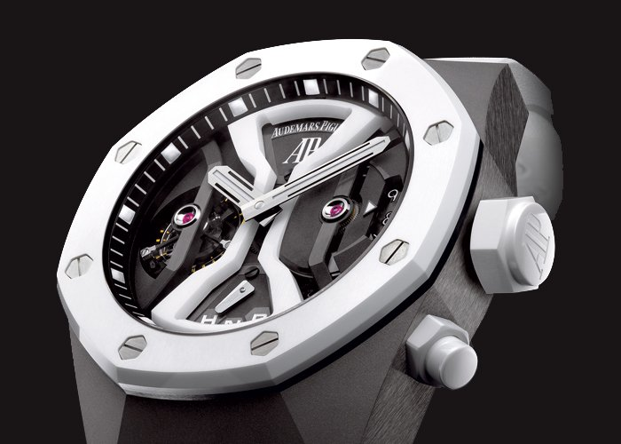 Royal Oak Concept GMT Tourbillon de Audemars Piguet