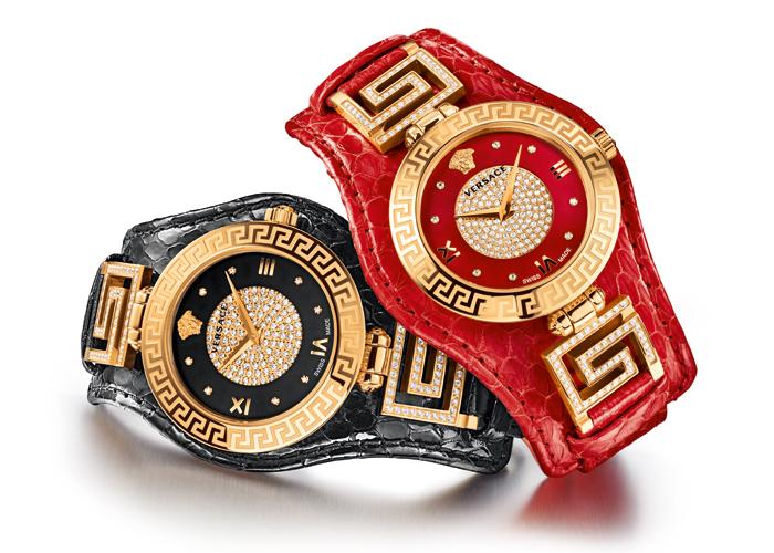 V,Signature Special Christmas Editions de Versace