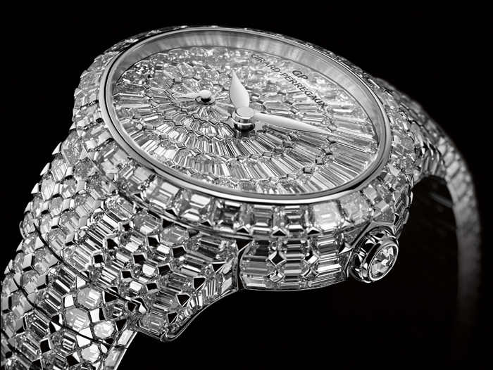 El Reloj Girard-Perregaux Cat's Eye High Jewellery