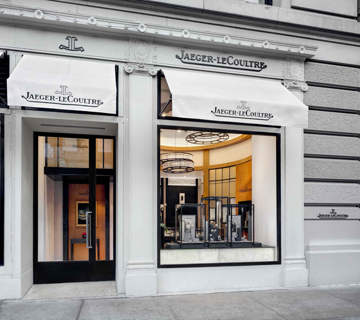 La Flagship de Jaeger-LeCoultre, 701 Madison Avenue