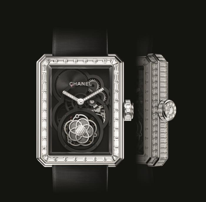 CHANEL PREMIÈRE OPENWORK FLYING TOURBILLON