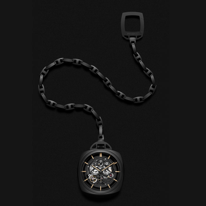 Tourbillon Pocket Watch de Panerai