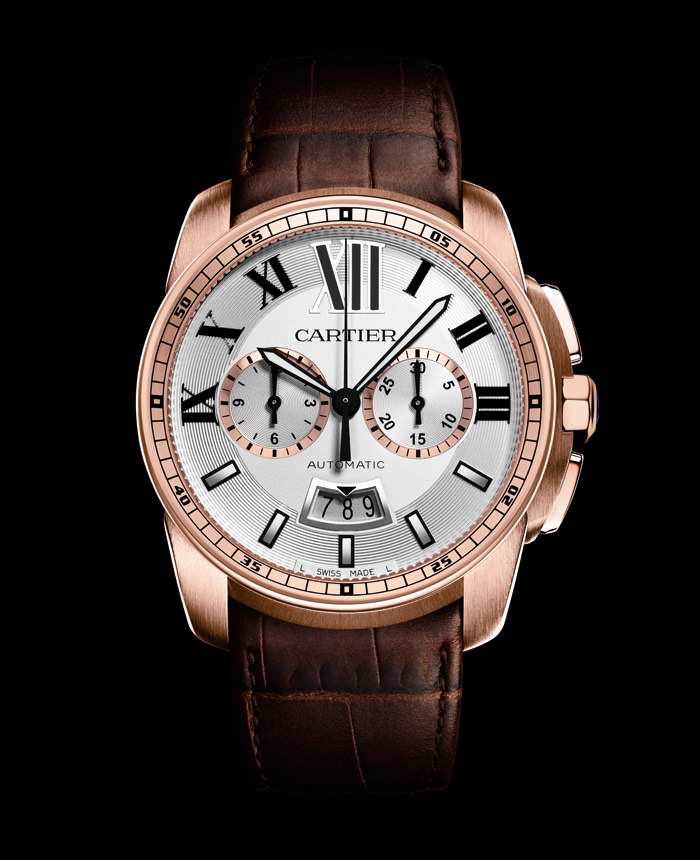CALIBRE DE CARTIER CHRONOGRAPH de Cartier