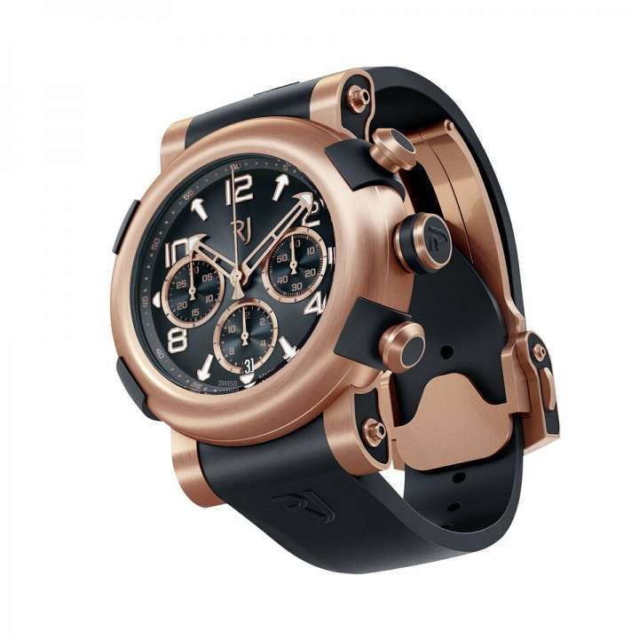 Arraw Chronograph Gold