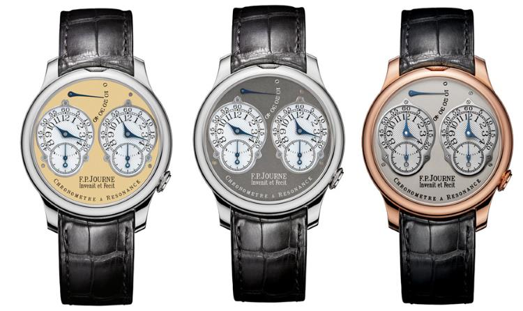 F.P. JOURNE - CHRONOMETRE A RESONANCE