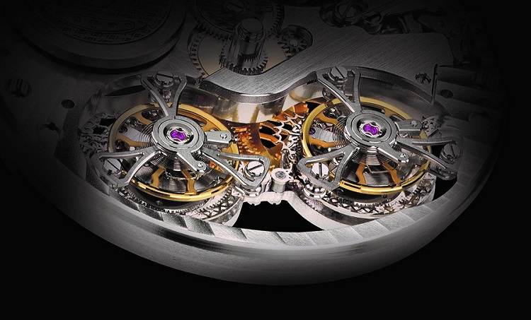 El doble efecto: Veredict Double Tourbillon de Hysek