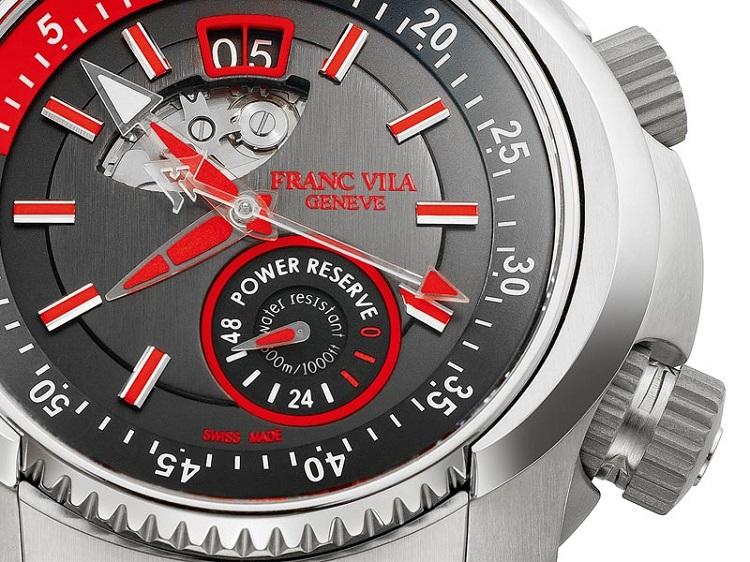 FVi62 Intrepido Diver's Superligero