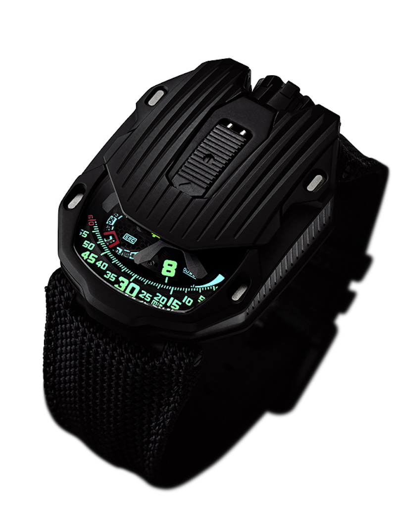 Urwerk UR-105 Kryptonite