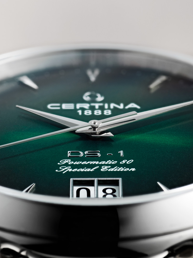 Certina, 60 Años de Double Security