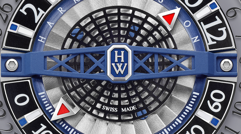 Una mirada de cerca al Harry Winston Project Z12