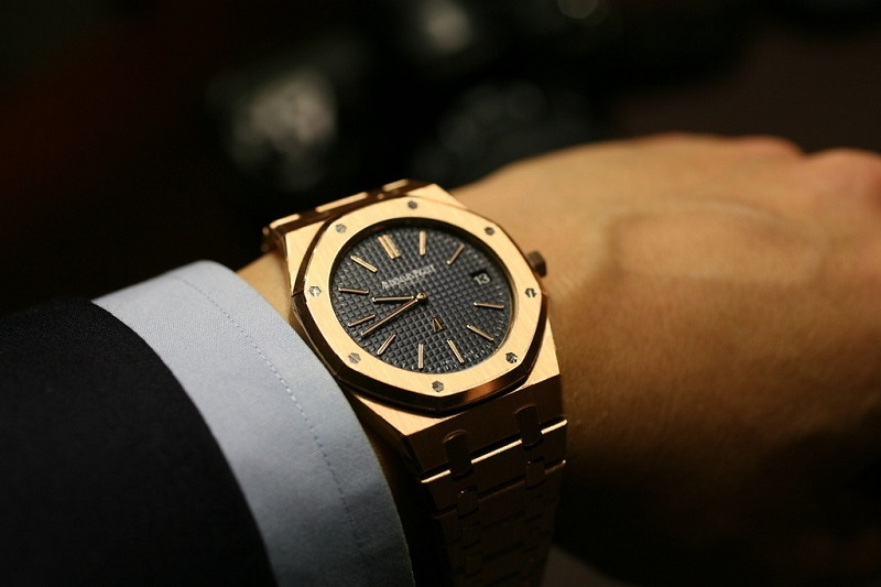 Audemars Piguet hecha una mano a la Horological Society of New York