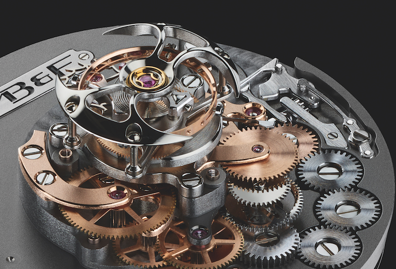MB&F presenta la Horological Machine No.7 Aquapod