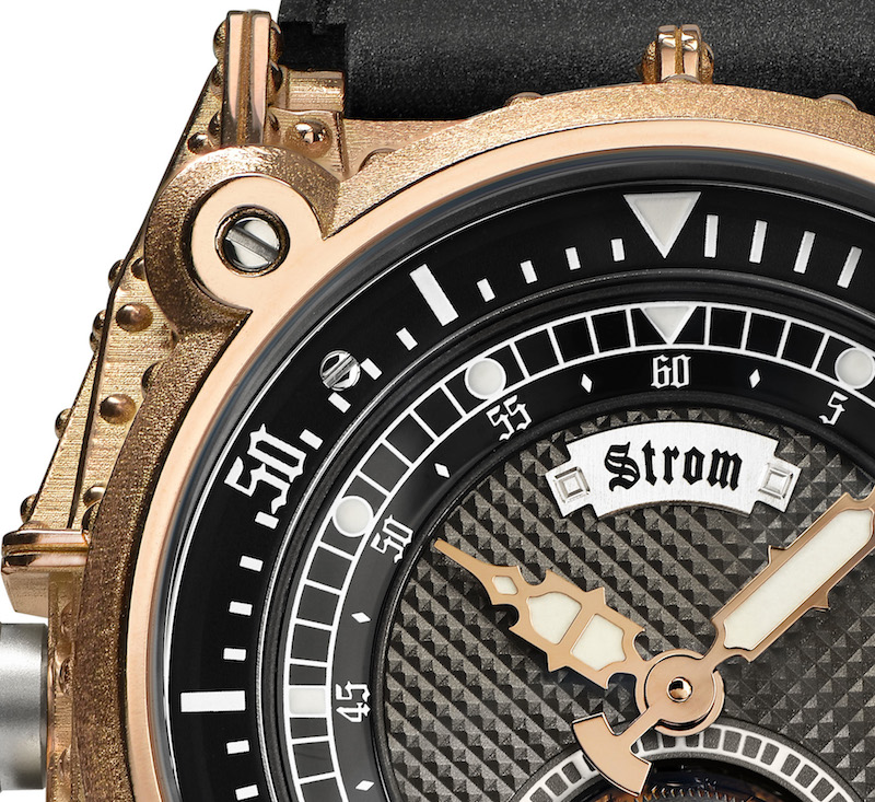 EL STROM NETHUNS II DIVING TOURBILLON