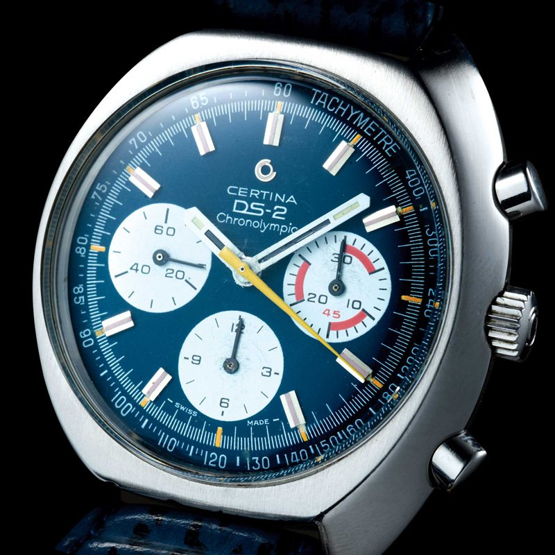 Certina DS-2 Chronolympic