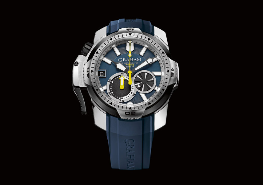 Chronofighter Prodive de Graham - Professional Diving Watch